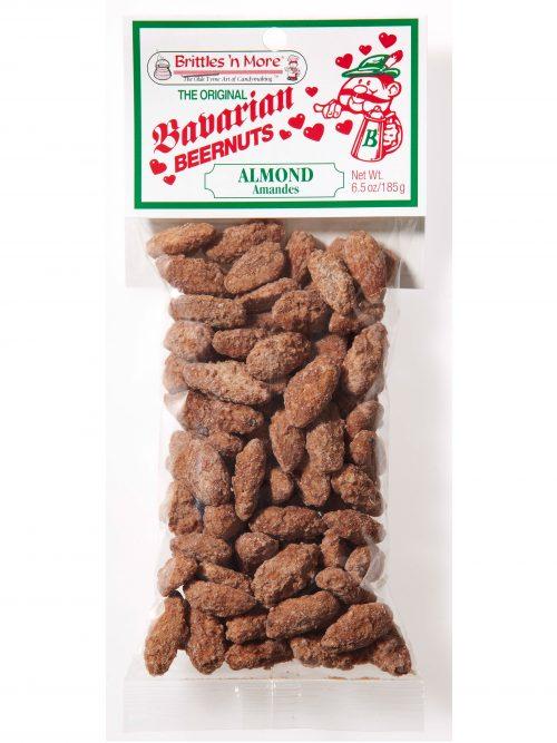 Beernuts - Packaged – Headers - almond
