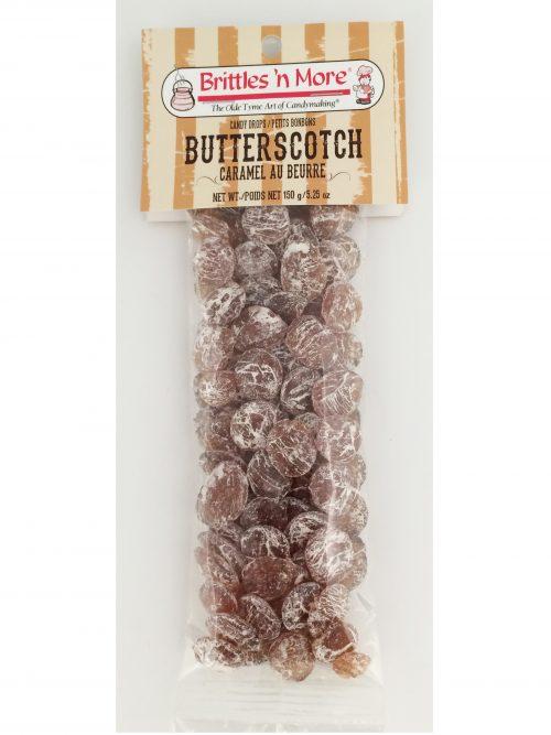 Hard Candies - Packaged – Headers - butterscotch