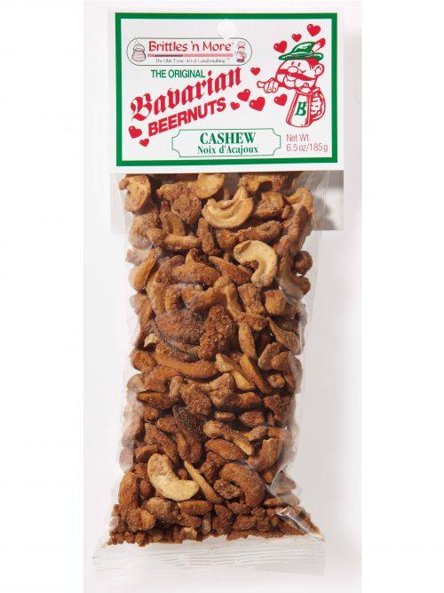 Beernuts - Packaged – Headers - cashew