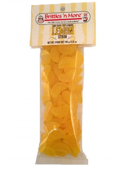 Hard Candies - Packaged – Headers - lemon
