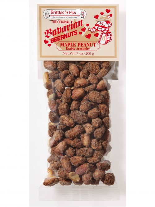 Beernuts - Packaged – Headers - maple-peanut