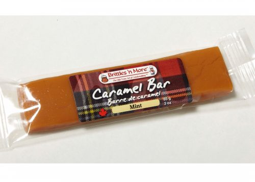Caramel Bars - Packaged – Both Labels - mint