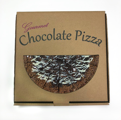 Whole Chocolate Pizzas - Packages - oreo