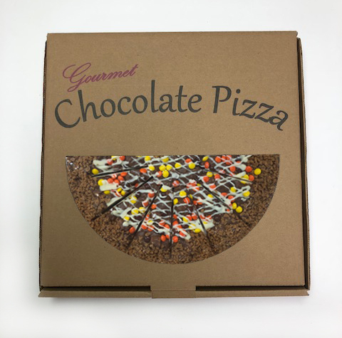 Whole Chocolate Pizzas - Packages - reeses-pieces