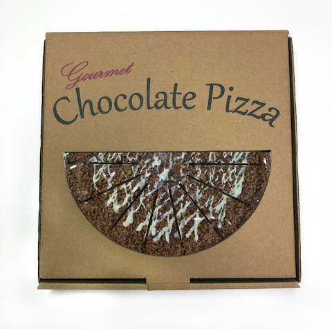 Whole Chocolate Pizzas - Packages - skor