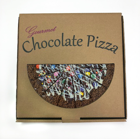 Whole Chocolate Pizzas - Packages - smarties