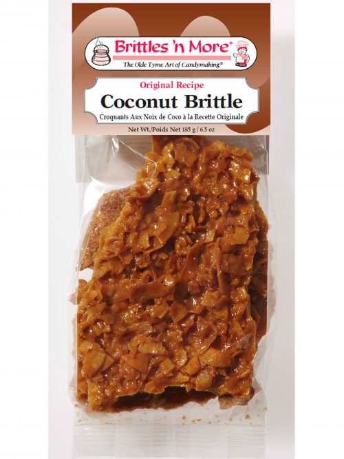 Brittles - Packaged – Headers - coconut