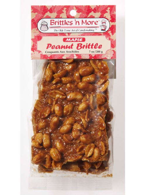 Brittles - Packaged – Headers - maple-peanut