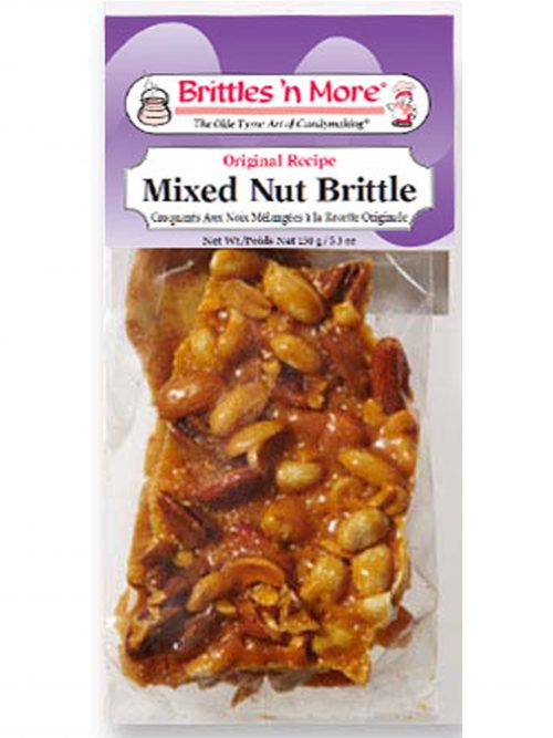 Brittles - Packaged – Headers - mixed-nut