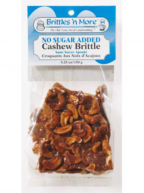 Brittles - Packaged – Headers - no-sugar-added-cashew