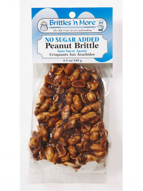 Brittles - Packaged – Headers - no-sugar-added-peanut