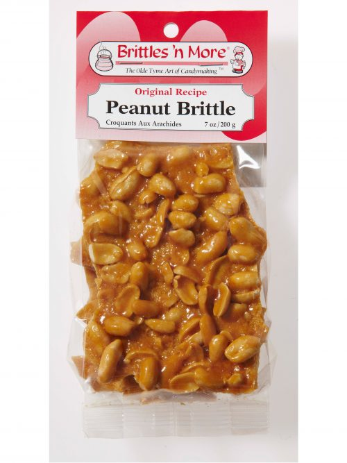 Brittles - Packaged – Headers - peanut