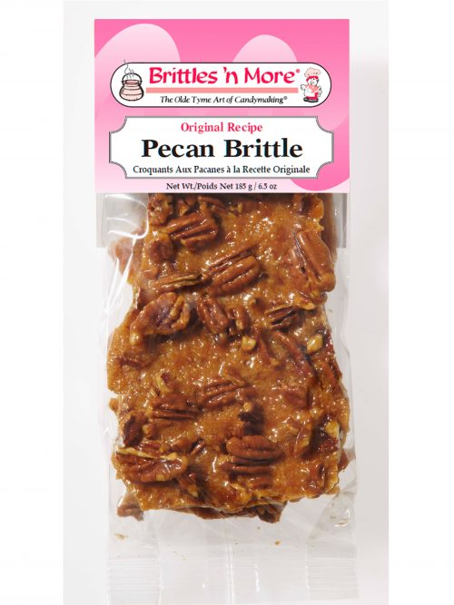 Brittles - Packaged – Headers - pecan