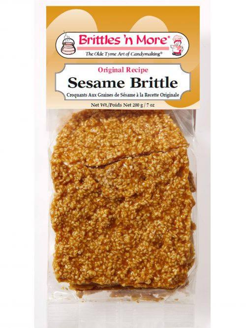 Brittles - Packaged – Headers - sesame