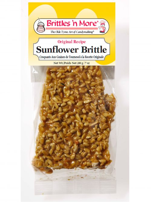 Brittles - Packaged – Headers - sunflower