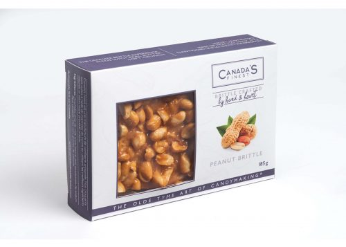 Brittles - Boxes - peanut