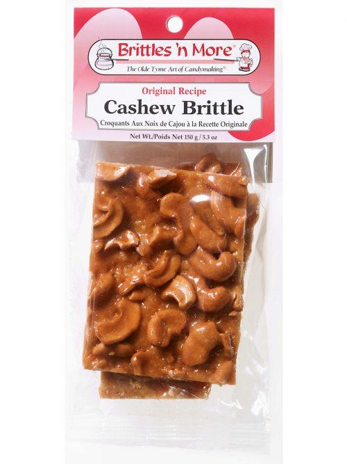Brittles - Packaged – Headers - cashew