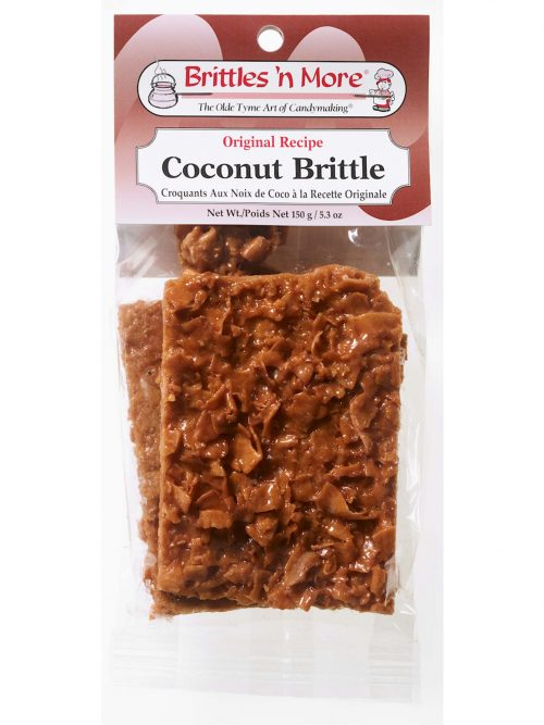 Brittles - Packaged – Headers - coconut