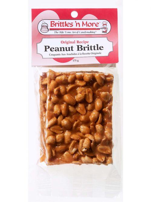 Brittles - Packaged – Headers - peanut