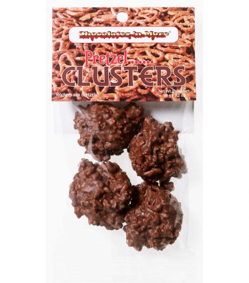 Clusters - Packaged – Headers - pretzel
