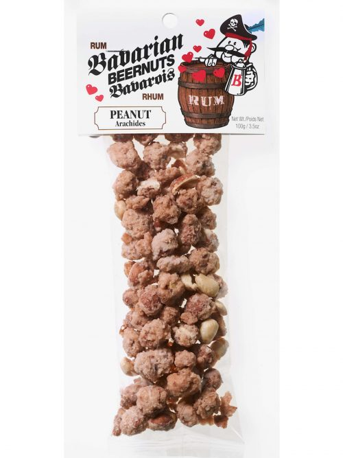 Beernuts - Packaged – Headers - rum-peanut