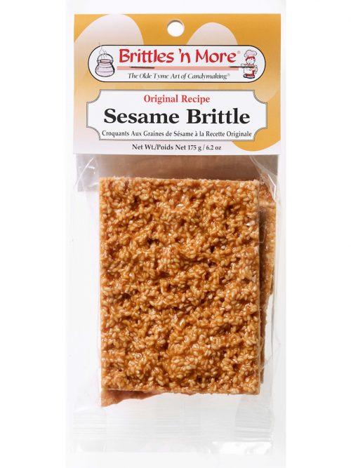 Brittles - Packaged – Headers - sesame